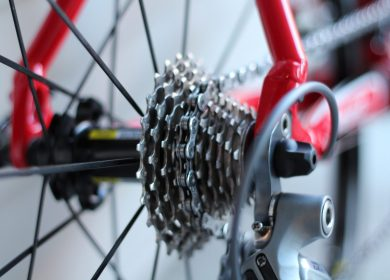 Bicycle gears and spokes